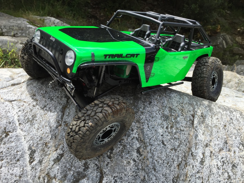 Jeep TRAILCAT G6 719460IMG7199
