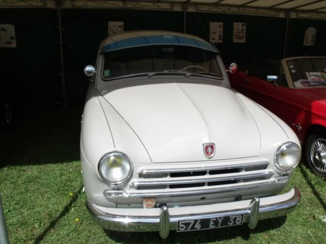 23e rassemblement de véhicules anciens et d'exception de Verna (38) - 2013 7201825RenaultFrgate