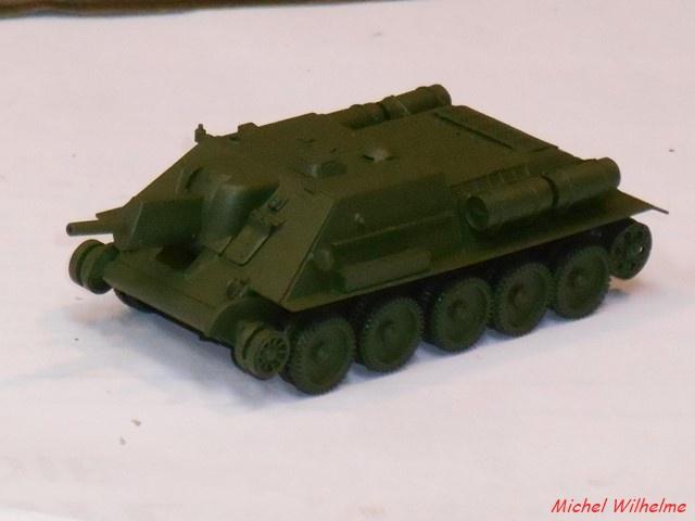 blindés russes suite  SU 122 720775DSCN9955Copier