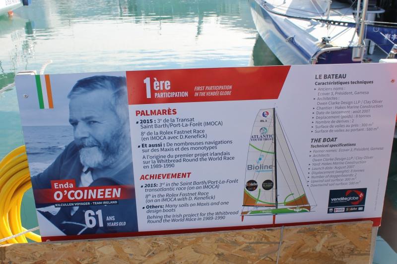 Visite du village et du ponton du Vendée Globe le 25/10/16 721227IMG4580