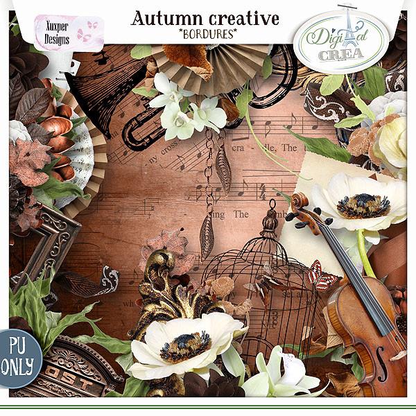 Collection Autumn creative de Xuxper Designs + Promo 721874964