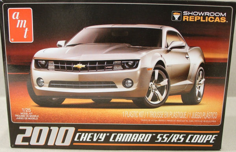 Chevrolet Camaro SS 2010 ( version Hot Wheels 2013 ) 722075amt0742title