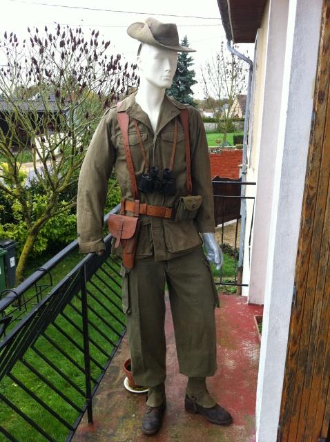 Un officier en Algérie milieu des années 50 722115IMG1340