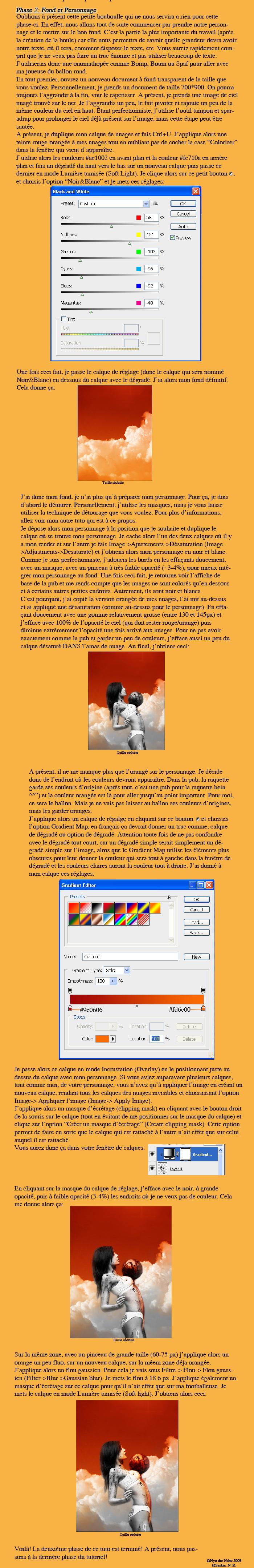 Tag photoshop sur Never Utopia - graphisme, codage et game design 722157Image2