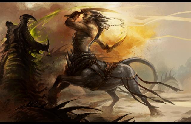 Thereus Kah'men-Roi centaure (Finit) 722550rkimlv57