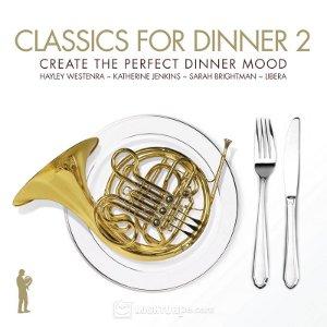 Compilations incluant des chansons de Libera 723193ClassicsforDinner300