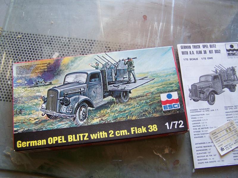 Opel Blitz Flack (2cm flack 38) 7234961005755