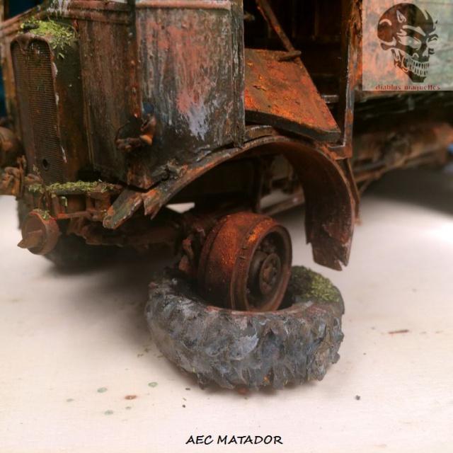 AEC Matador for sale AFV 1/35 723672IMG3964