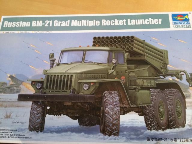BM-21 Grad - Trumpeter 1/35 724140IMG3218