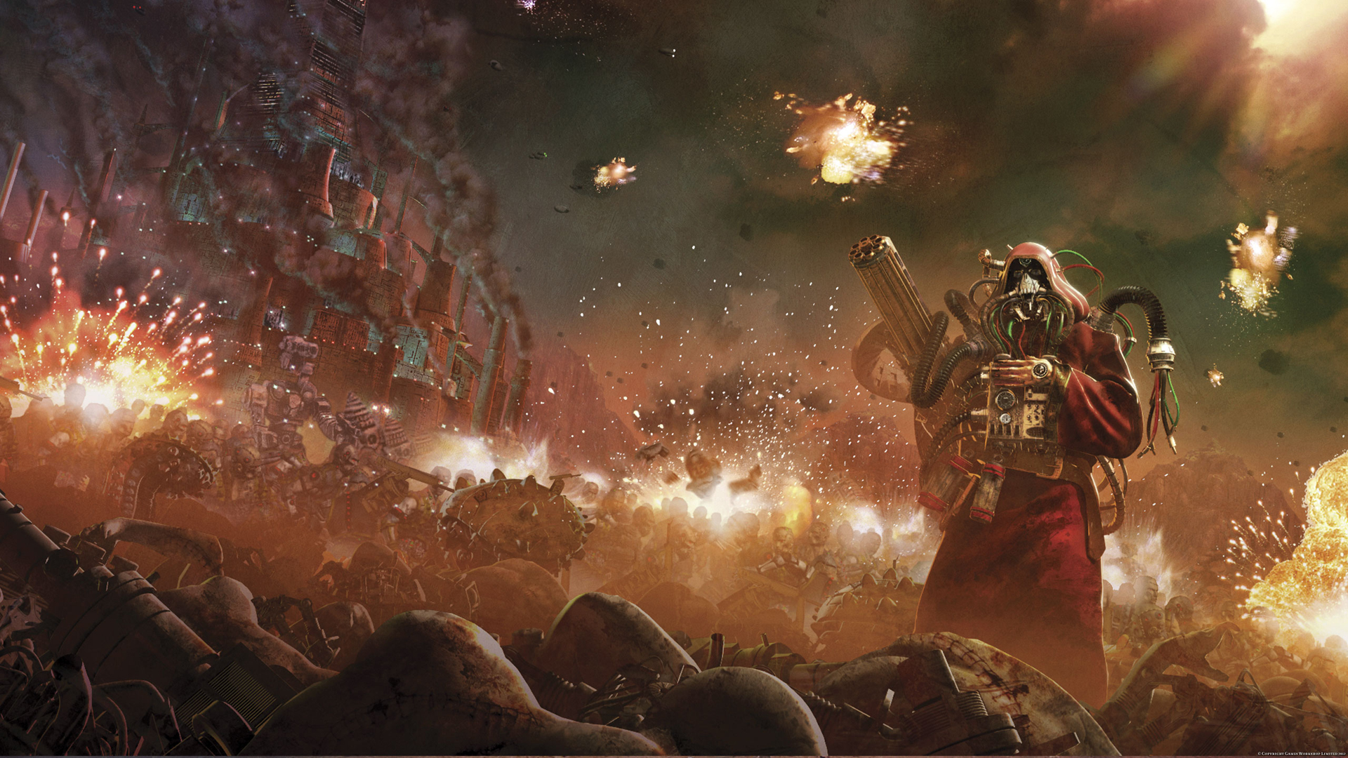 Wallpapers Hérésie d'Horus/Horus Heresy (mise en page/plus complet) 724652661984mechanicum