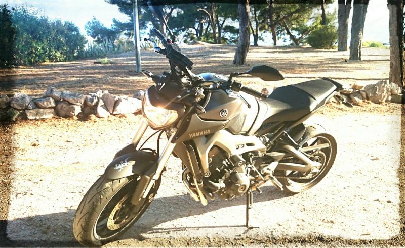 Photos de toutes les Yamaha MT-09 du forum ! :) 725298YSanda83