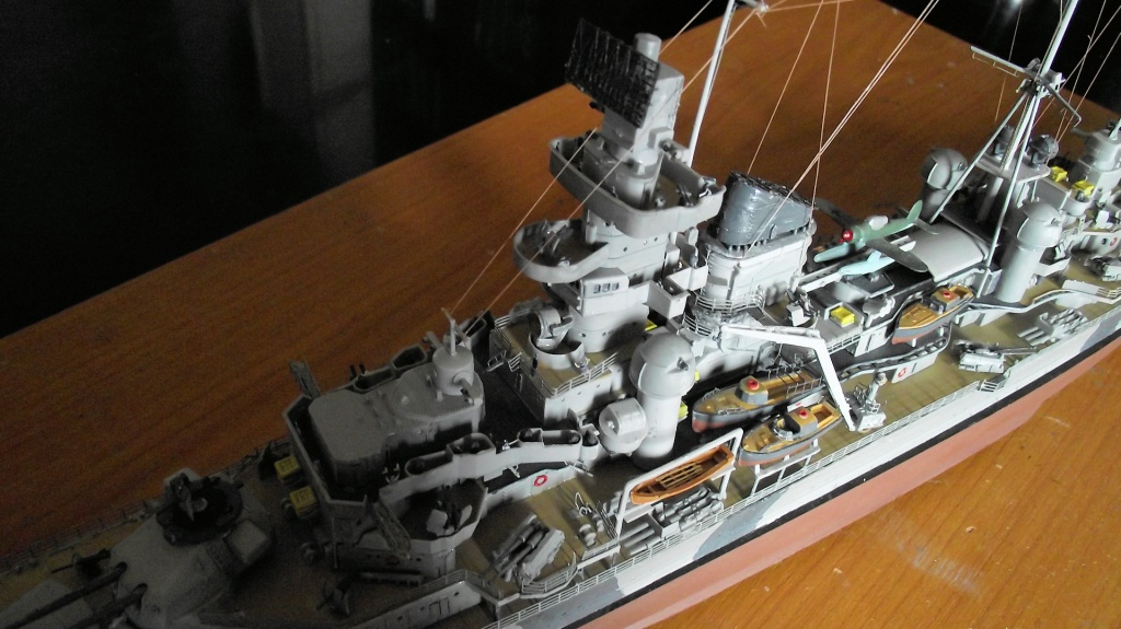 Prinz Eugen Trumpeter au 1x350 avec PE 725398PrinzEugen1x35053