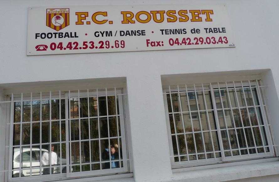 """LA SAINTE VICTOIRE DONNERA AU FC ROUSSET FOOT UN AVENIR """"SACREMENT """" GLORIEUX ! 726018P1310374"""