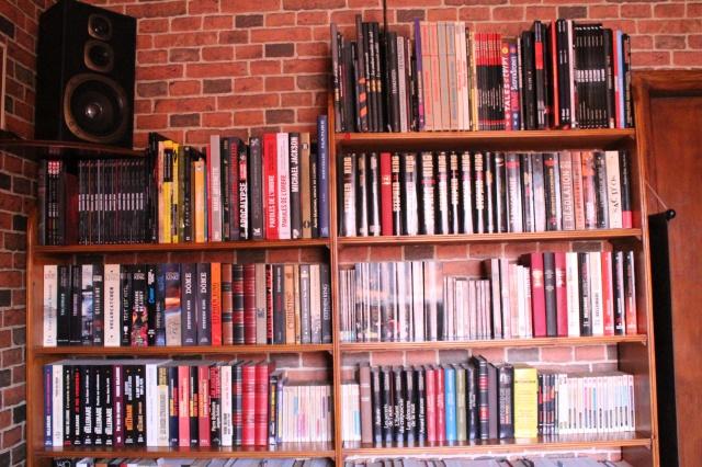 Vos bibliothèques ? 726640152