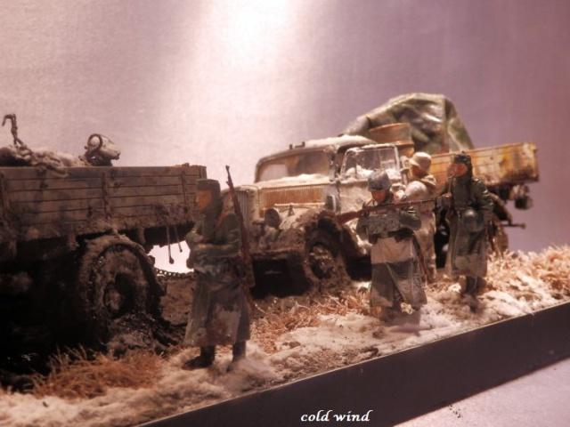 tracteur d artillerie soviétique chtz s-65 version allemande 1/35 trumpeter,tirant 2 blitz de la boue - Page 5 728561PA190043