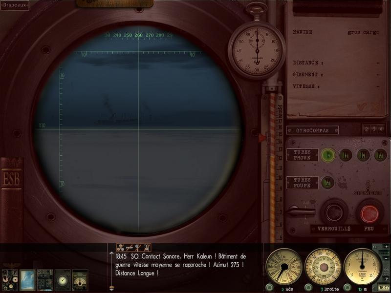 Silent Hunter III : rapports de patrouille. 729252Patr35