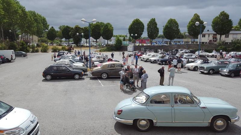 25 Juin - 30ème Rallye de l'Amicale Rétro Peugeot Atlantique 73060920170625Rallyeannuel025
