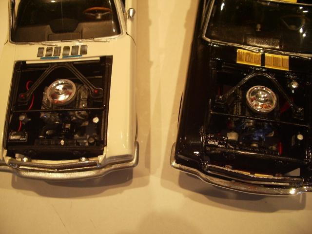 mustang shelby 350 GT 1965  kit monogram 1/24 . 730627IMGP3071