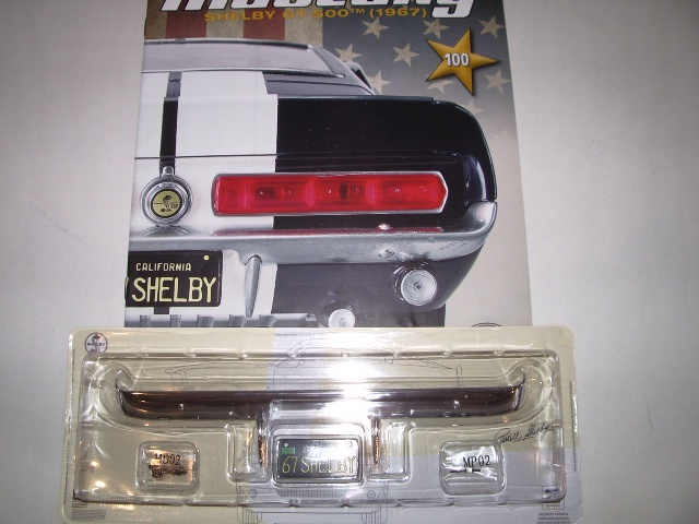 ford mustang shelby GT500 1967 au 1/8 - Page 7 730643IMGP0293