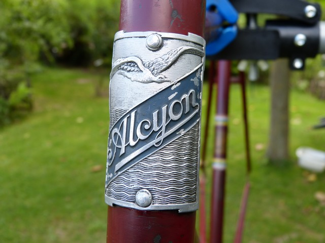 ALCYON demi-course fin 40's 730816P1190901