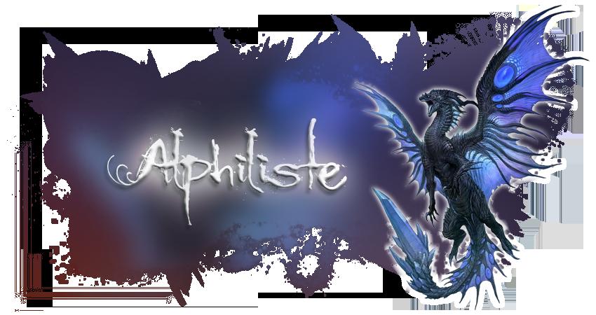 ALPHILISTE