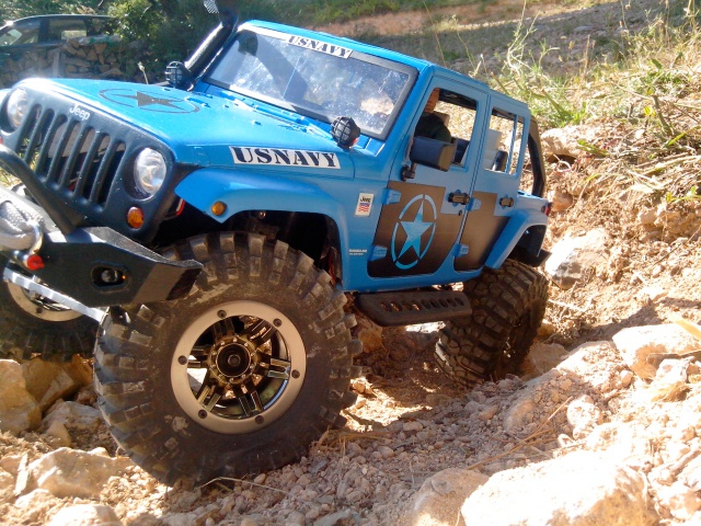 AXIAL SCX10 Jeep US NAVY 731163IMG20130618171055