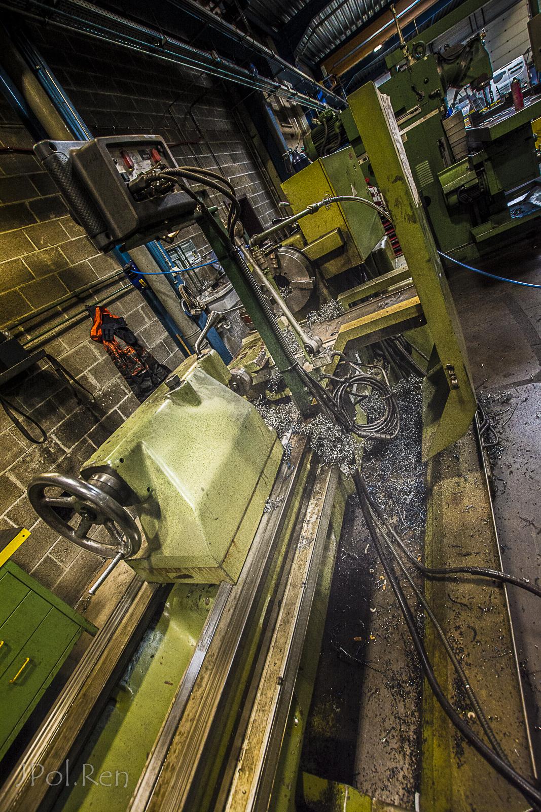 L'atelier de mécanique. 731439GD27ime37933