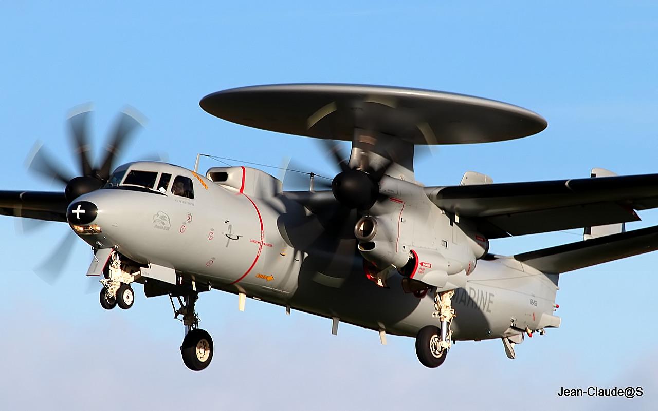Grumman Hawkeye EC-2 Marine Nationale le 22.11.12 731651IMG9417filtered