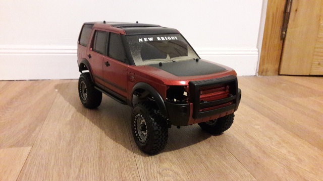 Land Rover LR3 - Page 2 73180420171214201720