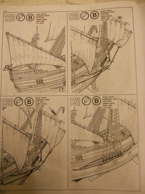 le Mayflower de Revell au 1:83  733502DSCN9537