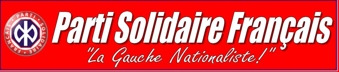 Le Parti Solidaire Français 733521RRR
