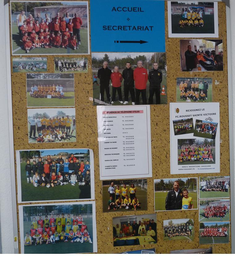 """LA SAINTE VICTOIRE DONNERA AU FC ROUSSET FOOT UN AVENIR """"SACREMENT """" GLORIEUX ! - Page 2 733630P1310388"""