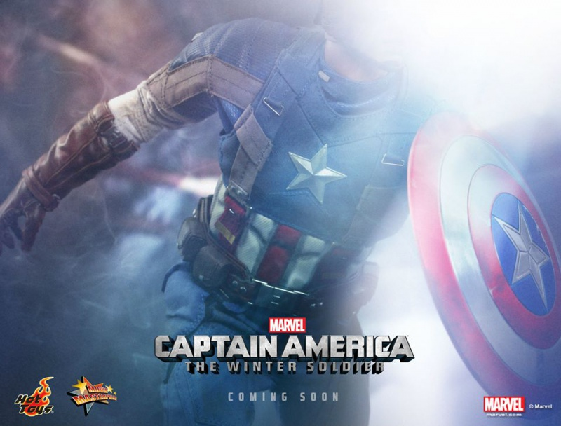 CAPTAIN AMERICA : THE WINTER SOLDIER - CAPTAIN AMERICA Golden Age (MMS240) 7346921964960101519484429273441750094872n