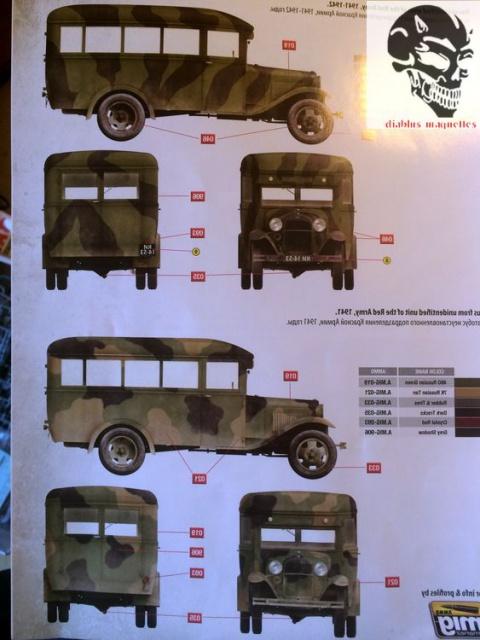 GAZ 03-30 MOD 42 - Miniart 1/35 734957gazautocar004