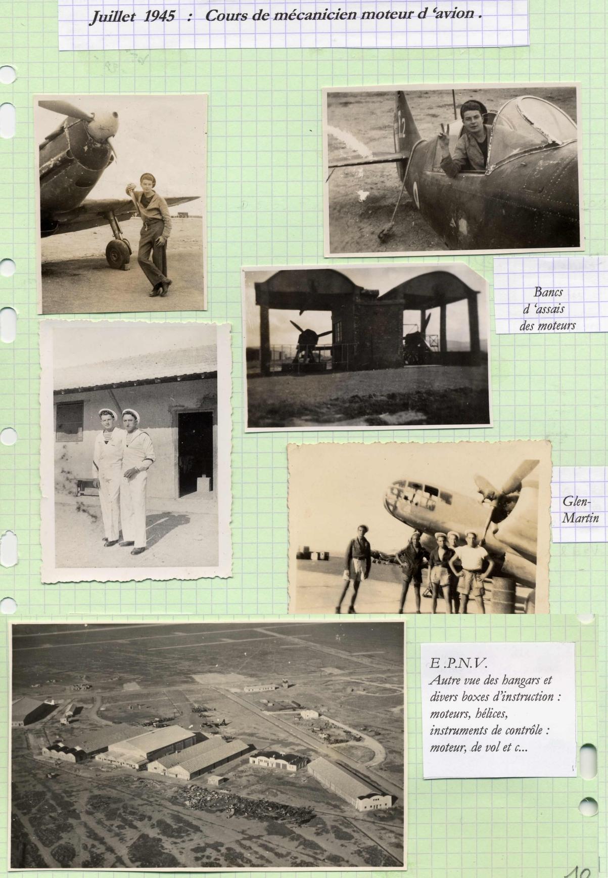 [La spécialité de...] Mécanicien aéronautique (Sujet unique) - Page 3 735705P11
