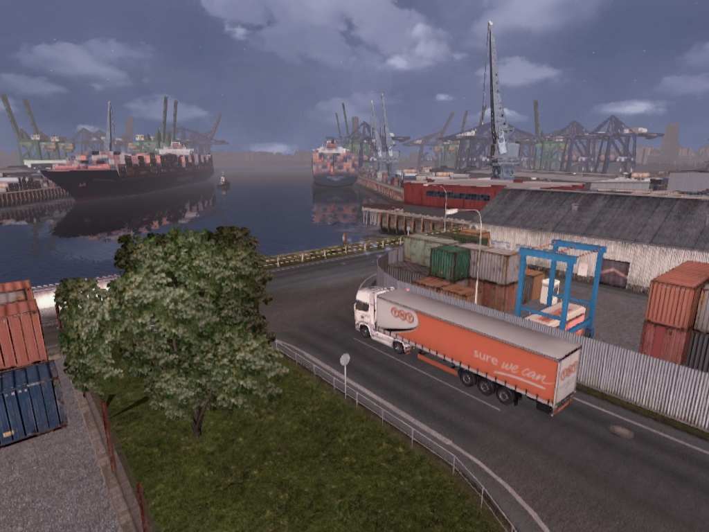 ETS2 - On the road 4 et extension Russie 735883ets200015