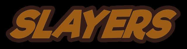 Reproduction des logos titres en caractères occidentaux 736402Slayers