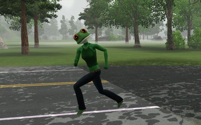 Les Sims 3 : Super-pouvoirs - Page 5 736441Femmegrenouille