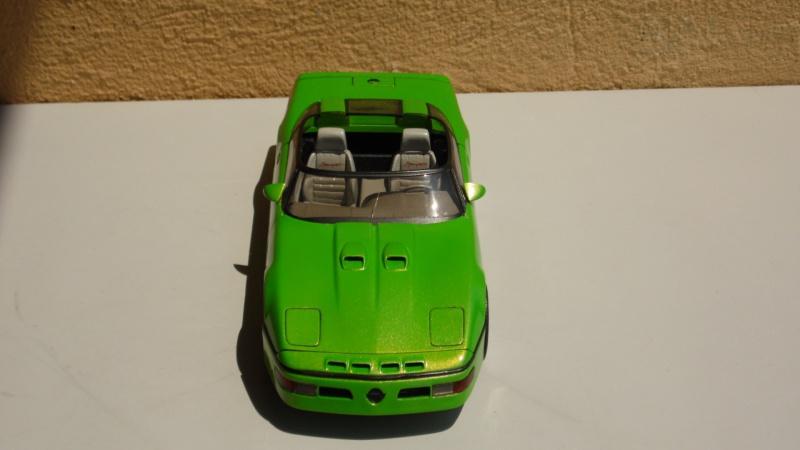 Corvette Callaway speedster Monogram. 737422SAM7891