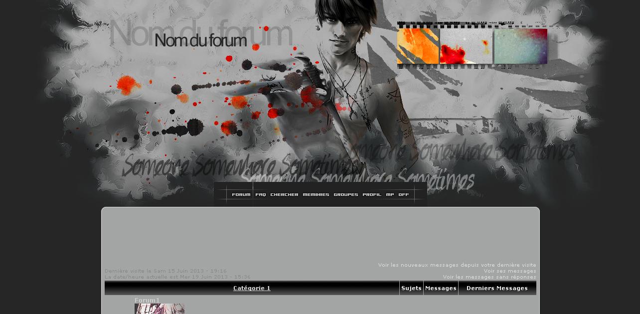 Tag webdesign sur Never Utopia - graphisme, codage et game design 737447exemple6