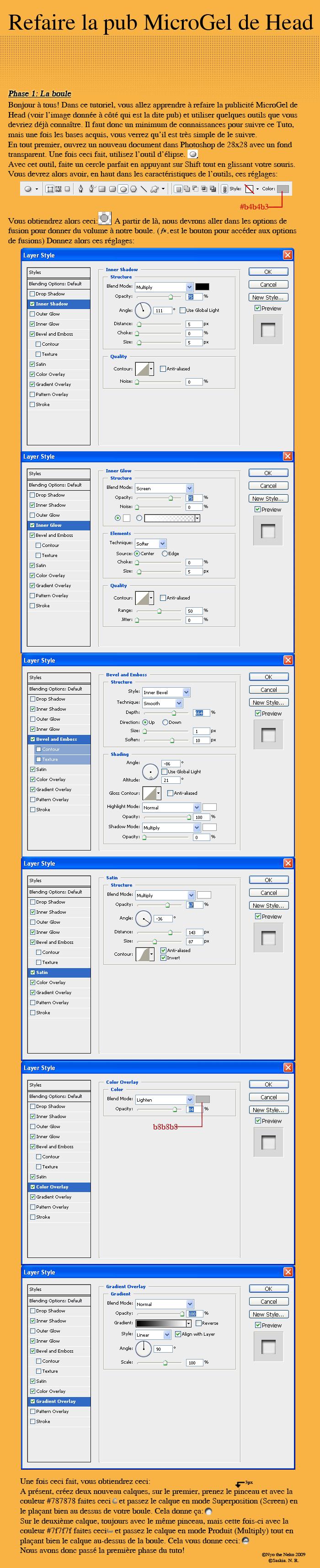 Tag photoshop sur Never Utopia - graphisme, codage et game design 737628Image1