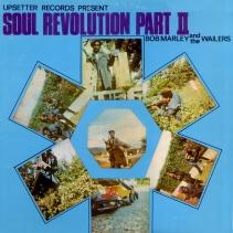 1971 - Soul Revolution Part II (Upsetter/Maroon)