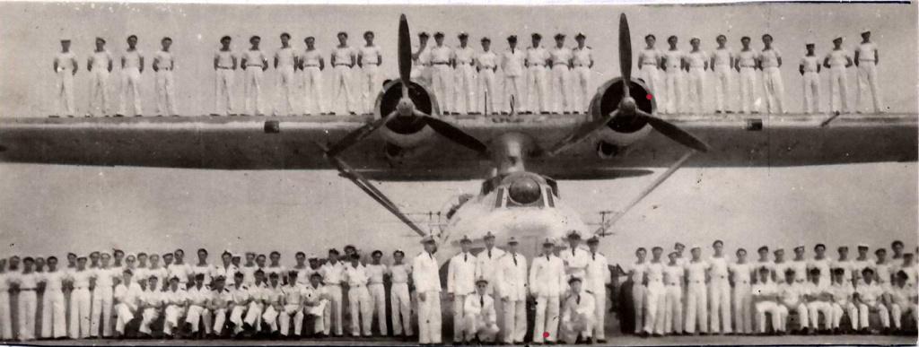 [ Aéronavale divers ] [ 1945-1950 L'histoire des grands oiseaux blancs à tête de loup noir en Indochine 7389131948Personnel8F1