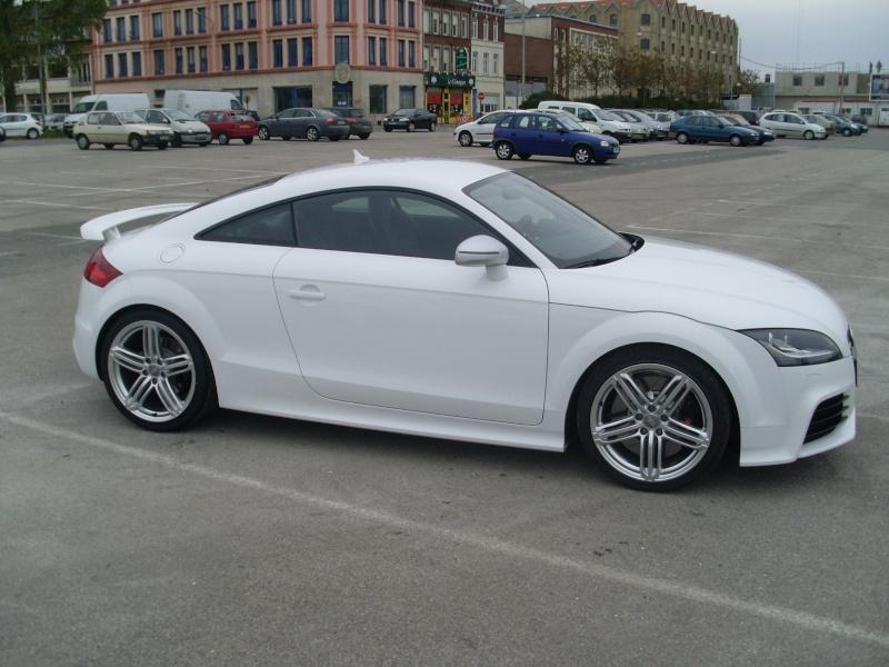AUDI TT V6 3.2 Blanc Ibis 739186sl373820