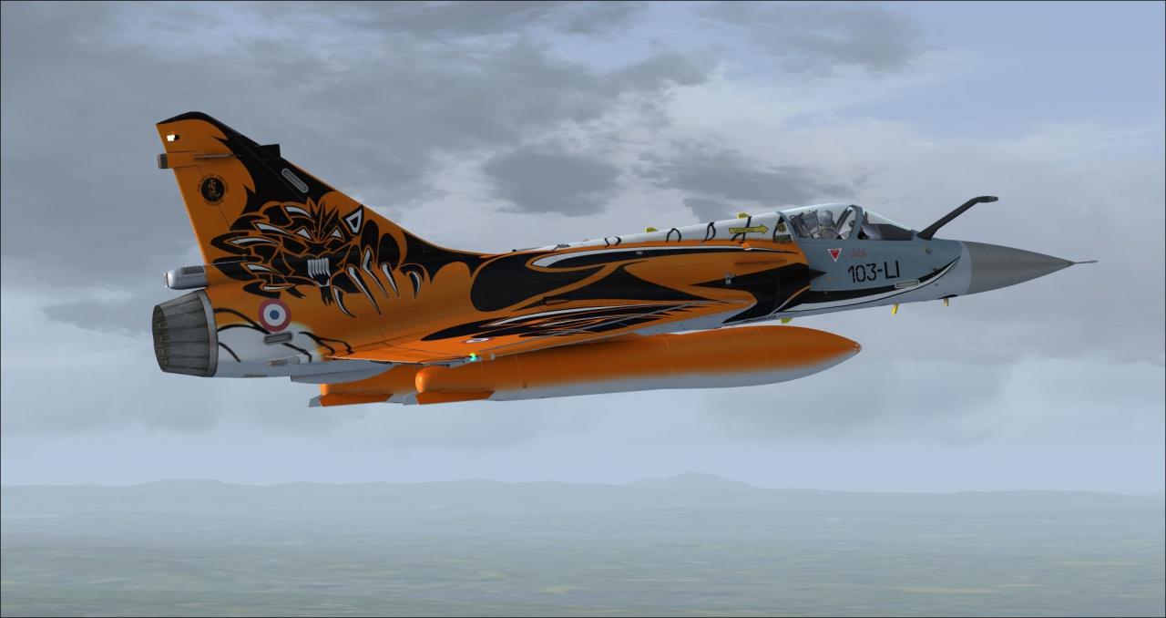 Mirage 2000-C 739902M2K02