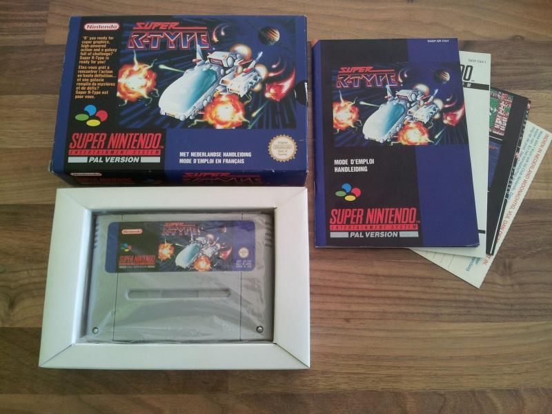Prupru's Collection ! 100% Super Nintendo et 200% Super Comboy !! - Page 12 740301Type