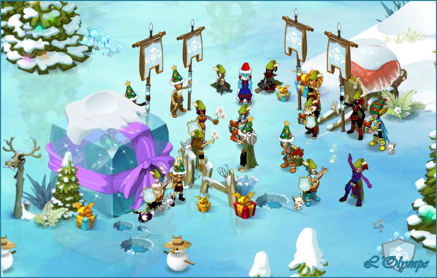 Forum de la Guilde l'Olympe