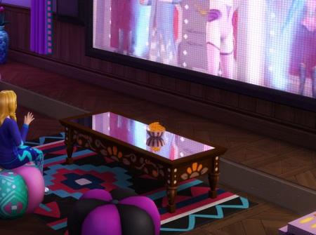 Les Sims 4 Comme au Cinéma [12 janvier 2016] 741408cin3