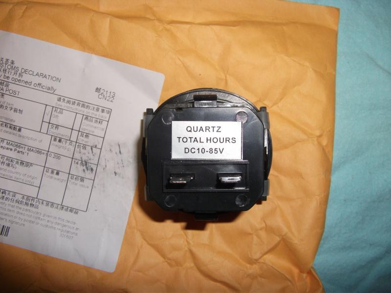 Tuto pose d'un horamètre 741599DSCF8520