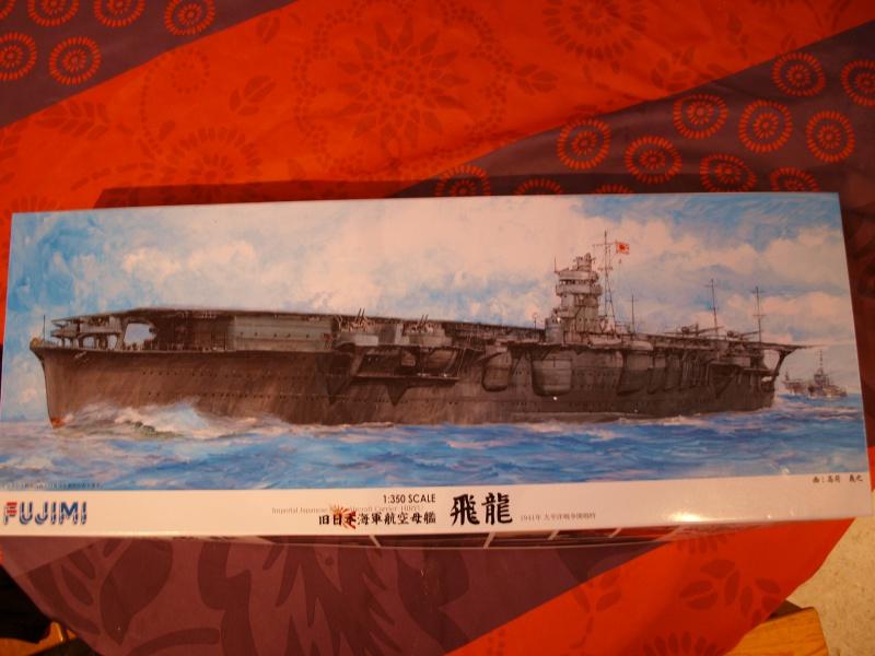 Porte avion Hiryu  742201PC113391